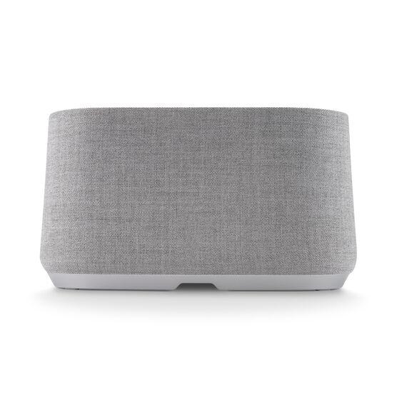Harman Kardon Citation 500 - Grey - Large Tabletop Smart Home Loudspeaker System - Back