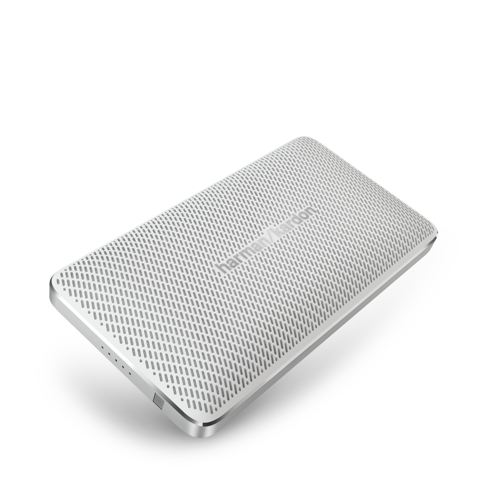 Esquire Mini - White - Wireless, portable speaker and conferencing system - Hero