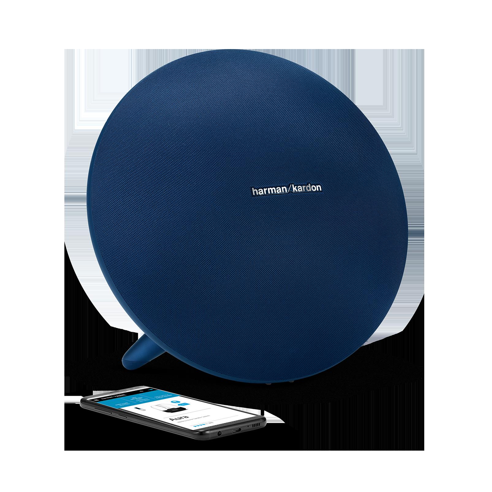 Harman Kardon Onyx Studio 4 - Blue - Detailshot 1