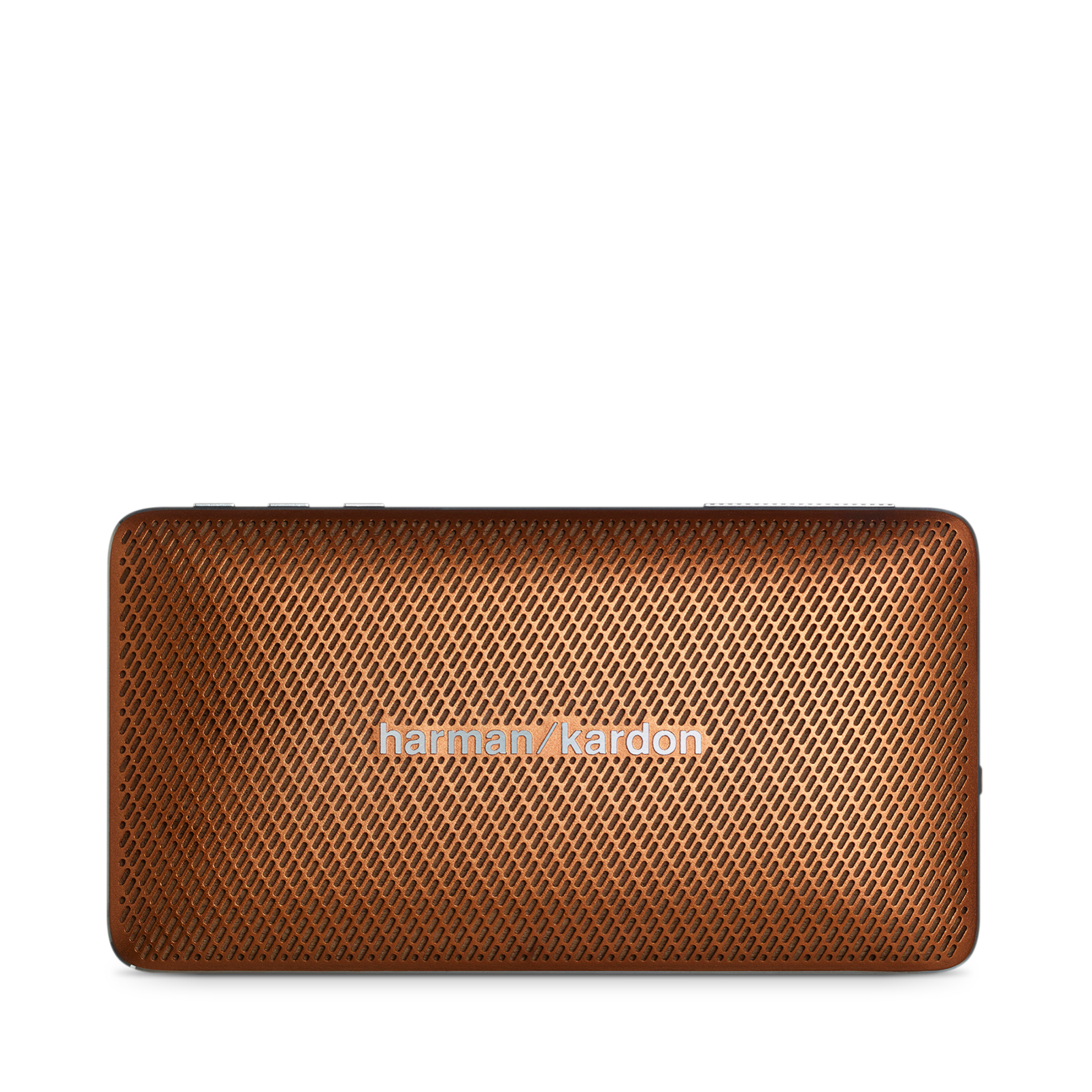Esquire Mini - Brown - Wireless, portable speaker and conferencing system - Front
