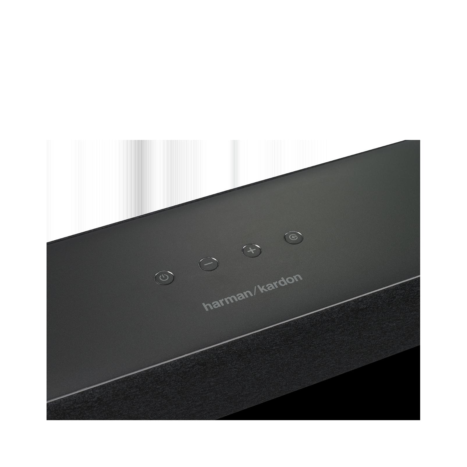 Enchant 800 - Graphite - All in One 8-Channel Soundbar with MultiBeam™ Surround Sound - Detailshot 2